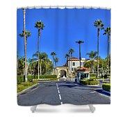 Paramount Movie Studio Hollywood Ca 3 Shower Curtain