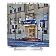 Paramount Movie Studio Hollywood Ca Shower Curtain