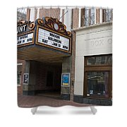 Paramount Theater Shower Curtain