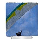 Parasail Shower Curtain