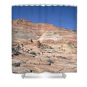 Paria Canyon-vermilion Cliffs Shower Curtain