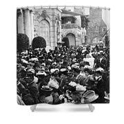 Paris Exposition, 1900 Shower Curtain