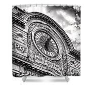 Paris Orleans Shower Curtain
