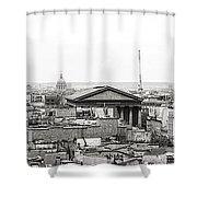 Paris Panorama Shower Curtain