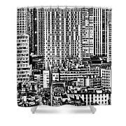 Paris Urban Shower Curtain