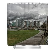 Park View Shower Curtain