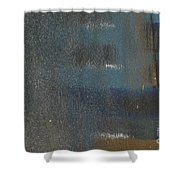 Parking Lot Blues Shower Curtain