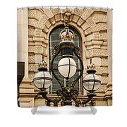 Parliament Lights Shower Curtain