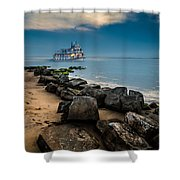 Party Cruise Shower Curtain