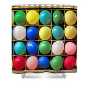 Party In A Box Shower Curtain