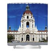 Pasadena City Hall, Pasadena California Shower Curtain