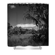 Pasco Number 2 Shower Curtain