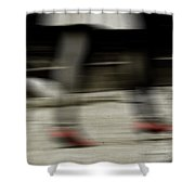 Pass Me By Shower Curtain