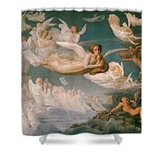 Passage Of The Souls Shower Curtain