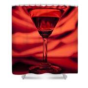Passion Martini Shower Curtain