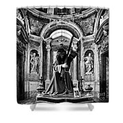 Passion Of Christ Shower Curtain by Jose Elias - Sofia Pereira