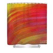 Passive Shower Curtain