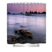 Pastel Sea Shower Curtain