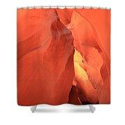 Pastel Tunnel Shower Curtain