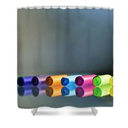 Pastelz Shower Curtain