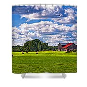 Pastoral Ontario Shower Curtain
