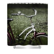 Pasttime Shower Curtain