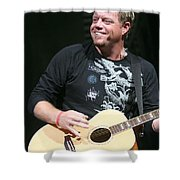 Pat Green  Shower Curtain