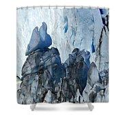 Patagonia Glaciar Perito Moreno 3 Shower Curtain