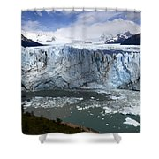 Patagonia Glaciar Perito Moreno 4 Shower Curtain