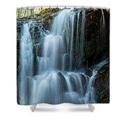 Patapsco Waterfall Shower Curtain