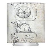 Patent - Fire Helmet Shower Curtain