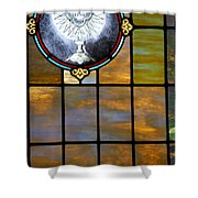 Path To Christ Shower Curtain