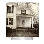 Path To The Door Shower Curtain