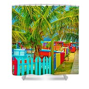 Pathway To Rum Shower Curtain