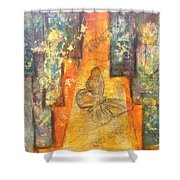 Pathway To Trust Shower Curtain
