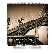 Patriot3 Elevated Tactics System Shower Curtain