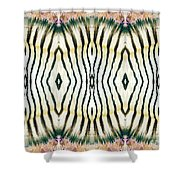 Patterned After Nature II Shower Curtain