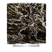 Patterns In Stone - 175 Shower Curtain