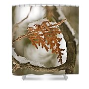 Patti Page Shower Curtain