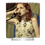 Patty Griffith Shower Curtain
