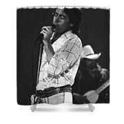 Paul And Boz 1977 Shower Curtain