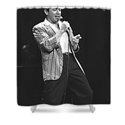 Paul Anka Shower Curtain