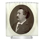 Paul Gustave Dor� (1833-1883) Shower Curtain