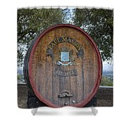 Paul Masson Mountain Winery Shower Curtain