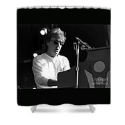 Paul Mccartney - Magical Piano Shower Curtain