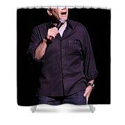 Comedian Paul Resier Shower Curtain