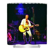 Paul Rodgers Shower Curtain