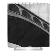 Paulinskill Viaduct Shower Curtain