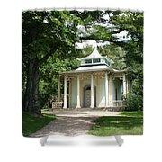Pavilion Park Pillnitz - Germany Shower Curtain