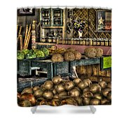 Pavlock Farms Shower Curtain